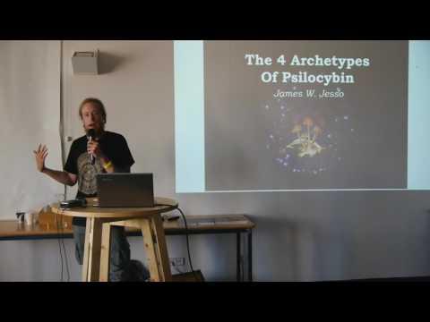 Entheo-ScienceJames W Jesso: The 4 Archetypes Of Psilocybin