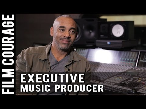 What's The Job Of An Executive Music Producer On A Movie? by Harvey Mason Jr. of SING Movie