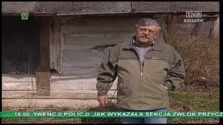 Bieszczadzkie Klimaty - Na Nebieskich Połoninach - TVP Rzeszow 07-01-2015