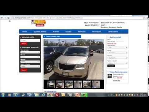 Venta De Carros >> Crear y configurar una Pagina web de venta de autos con ...
