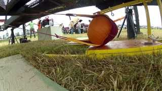 Squash-o-fire Pumpkin Trebuchet