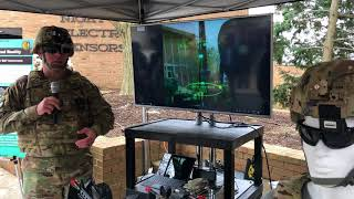 Army Heads-Up Display for sold…