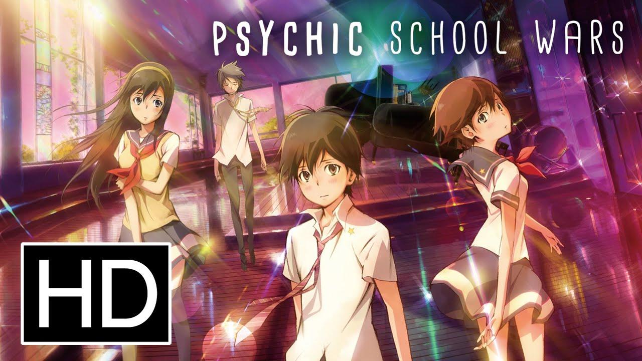 Download Psychic School Wars - Official Trailer