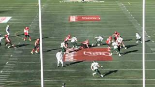 Paul Swiston's high-lite tape from the 2010 season. 2011 CFL Draft eligible.