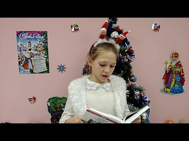 Изображение предпросмотра прочтения – МаргаритаПетренко читает произведение «В мире столько всяческого зла» Э.А.Асадова