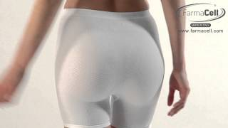 Przeciwcellulitowe i modelujące szorty krótkie marki FarmaCell - Art. 102
