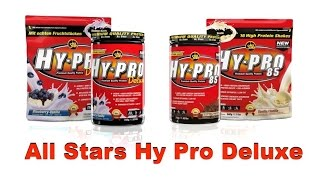 All Stars Hy Pro Deluxe - Review und Unterschied zum Hy Pro 85