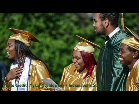 Crispus Attucks Medical Magnet High School 2017 Alternative Graduation