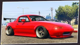 Annis Kawaii: NEW Lore Friendly MX5 for GTA 5?