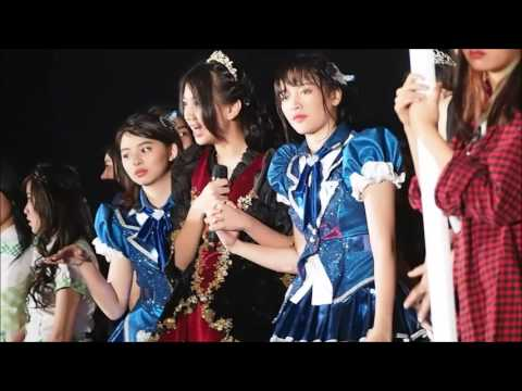 JKT48 大組閣 楽しそうな仲川遥香