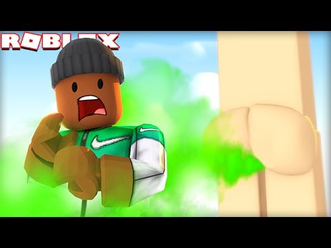 SURVIVE THE MEGA FART IN ROBLOX