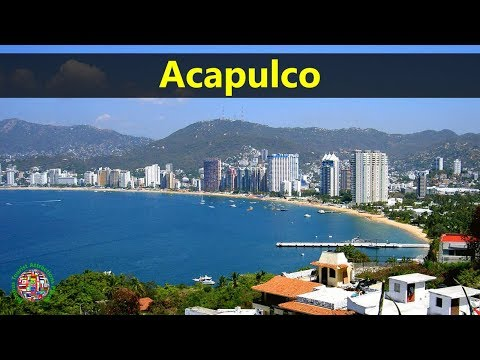 Best Tourist Attractions Places To Travel In Mexico | Acapulco Destination Spot