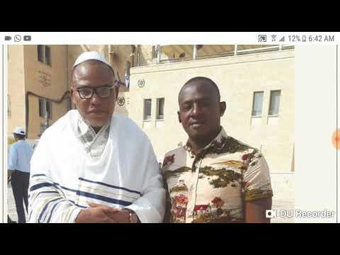 Nnamdi Kanu - The truth about his reappearance in Israel | MESSAGE TO IPOB