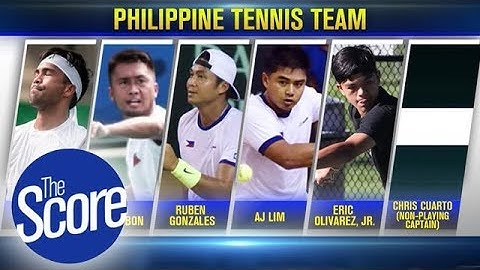 PH vs. Greece in World Group II Davis Cup tie | The Score