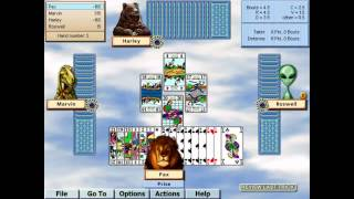 Hoyle Card Games 2003: Tarot and War