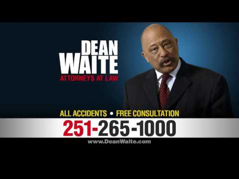 Mobile, AL dog bite lawyer Dean Waite