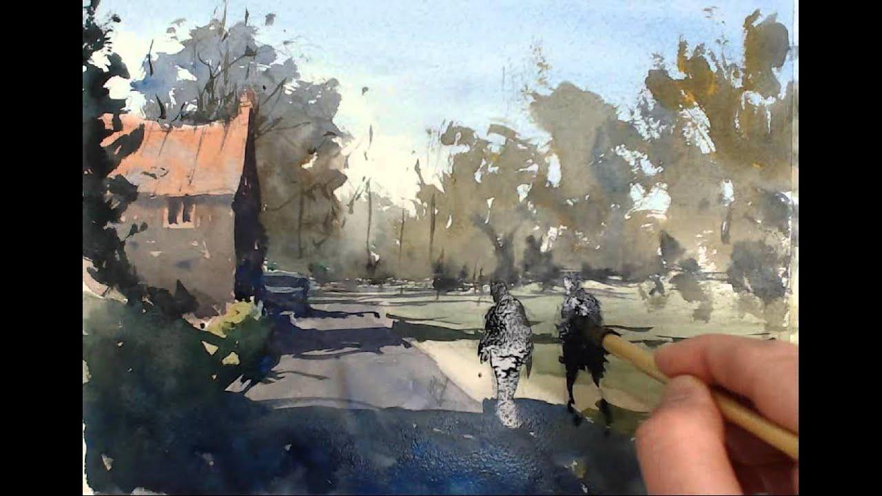 watercolor paint online