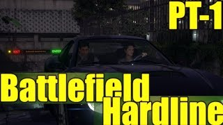 Battlefield Hardline Campaign Gameplay Playthrough Part 1 - Back to School (PC)