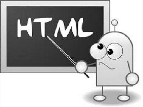 Урок 9: Создание фреймов Html код HD.