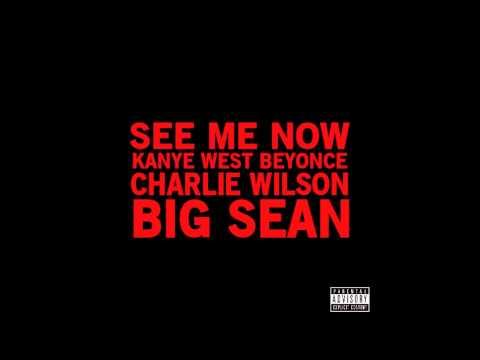 Music video Kanye West - See Me Now (Feat. Beyoncé, Charlie Wilson & Big Sean)