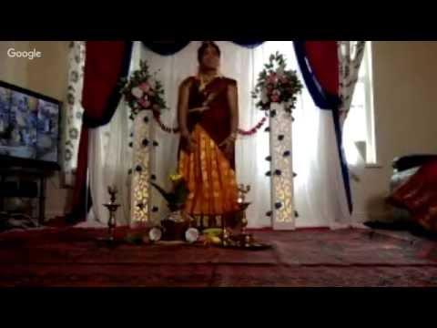 Akshaya Puberty Ceremony