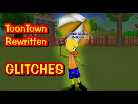 ToonTown Rewritten: The Ultimate Glitch Compilation