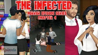 The Infect Chapter 4 //  Horror Episode : Choose Your Own Story