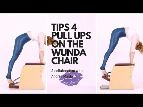 Tips for Pull Up on the Wunda Chair - Lesley Logan Pilates