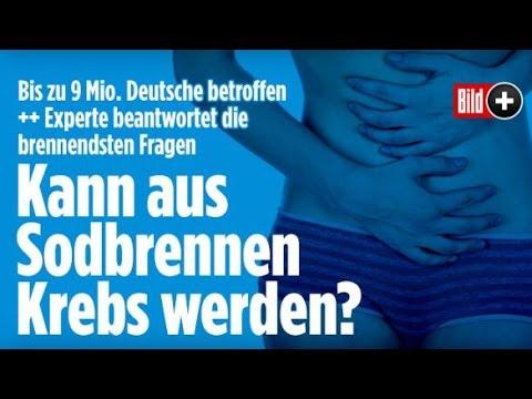 Krebs durch Sodbrennen / Hate-Kommentare / Ibra in die USA - Aktuelle Nachrichten 05.04.17