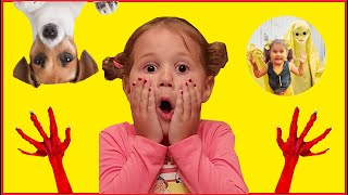 Nastya and funny Collection of Summer Stories for Kids
