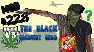 Обзор модов GTA San Andreas #228 -  The Black Market Mod