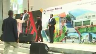 Infiniti live @ RCCG TOD Holy Ghost Party December 2011 Thumbnail