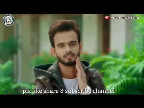 Bahut khubsurat gazal likh raha Hu | romantic status video