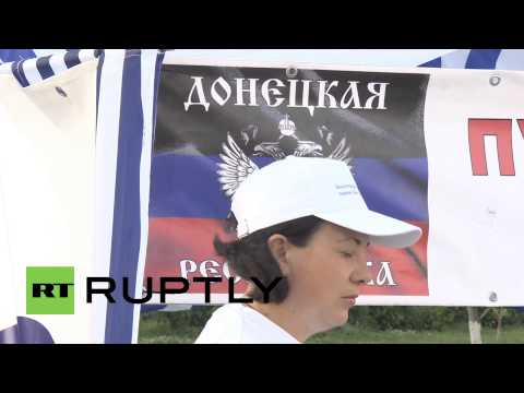 Russia: Moscow charities delivering humanitarian assistance to Ukraine