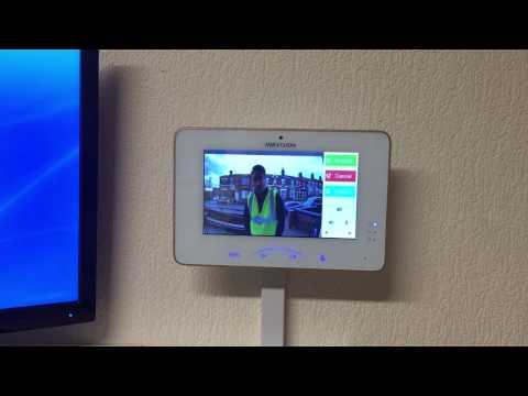 Hikvision IP Video Intercom