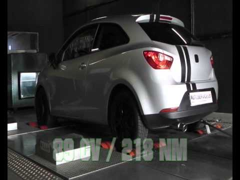 reprogrammation moteur seat ibiza 6j 1 6 tdi youtube. Black Bedroom Furniture Sets. Home Design Ideas
