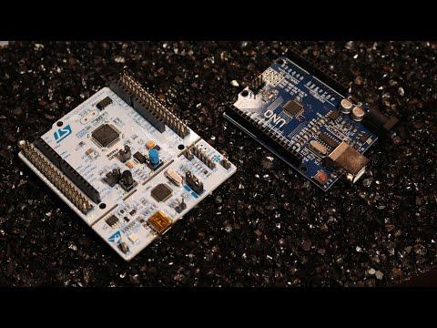 Arduino Uno Vs STM32 Nucleo - Wird Dieses Board Den Arduino Uno Ablösen?   Hardware Review