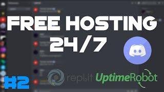 Bot Hosting Service – Shredz