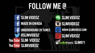 Kenzy - Pani Asé Mic (Footstep Riddim) (@SlimVideoZ)