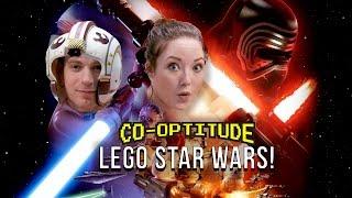 Let's Play Lego Star Wars! (Co-Optitude w/ Josephine McAdam & Ryon Day)