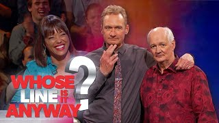 'Mrs Garret And I Are Going To Show You How Babies Are Made'   Whose Line Is It Anyway?
