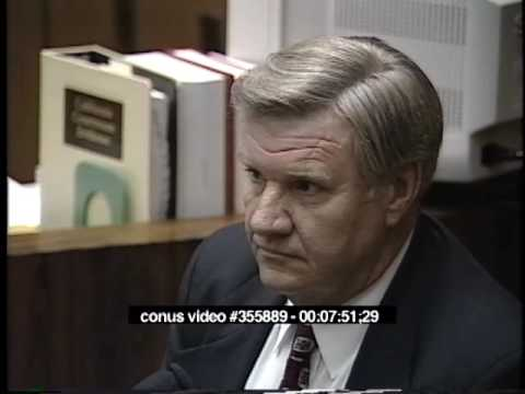 OJ Simpson Trial - March 20th - Part 1