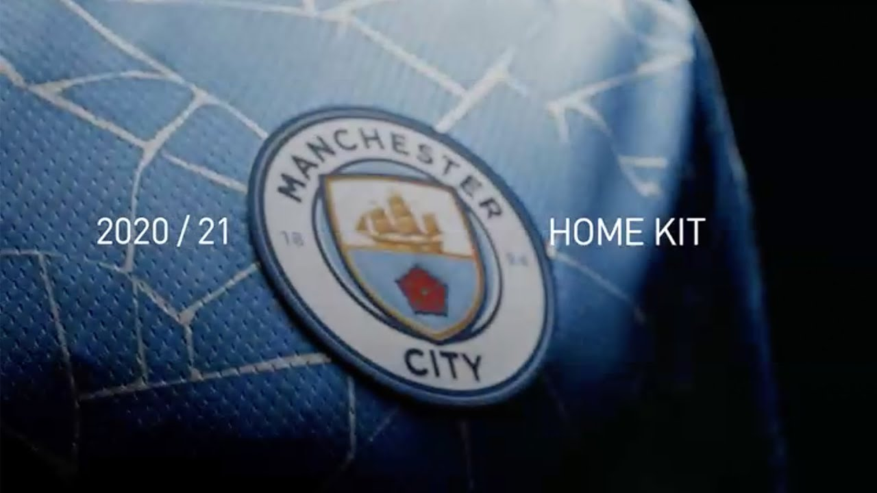 NEW MAN CITY PUMA HOME KIT | Season 2020/21