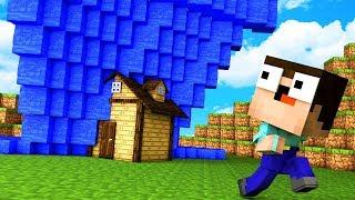 ЯК ВИКЛИКАТИ ЦУНАМІ В МАЙНКРАФТ НУБ ПРОТИ ЦУНАМІ тролінг нуба Minecraft Мультик для дітей