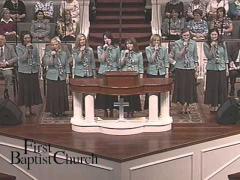 I Know the Master of the Wind - FBC Ladies Ensemble