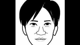 津田寛治を応援するとともに絵描き歌.