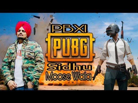 PUBG Sidhu Moose Wala (Official Song) PBX 1 | New Punjabi Songs 2018 | thumbnail