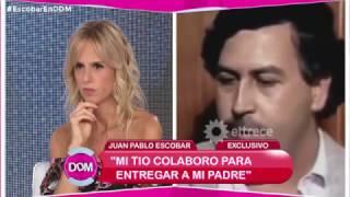 Cómo fue la llegada de Juan Pablo Escobar a la Argentina