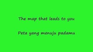 Maps - Maroon 5 (Lirik dan Terjemahannya)