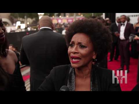 Things get awkward during our Jenifer Lewis interview...